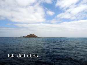 Isla de Lobos og Chinijoøyene Kanariøyene - Isla de Lobos