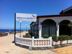 Den Norske Sjømannskirken i Arguineguin, Mogan, Gran Canaria Sør