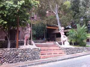 Gran Canaria Øst huler