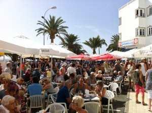 Markedsdag, Arguineguin, Mogan, Gran Canaria Sør