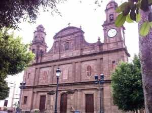 Gran Canaria Nord Gáldar kirken