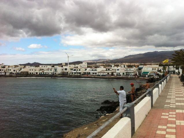Playa Ojos de Garza, Gran Canaria