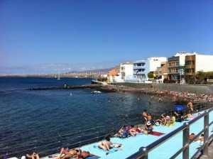 Gran Canaria Øst Arinaga strand