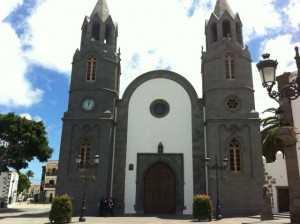 Gran Canaria Øst Telde Kirken