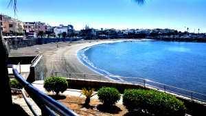 Stranda, Arguineguin, Mogan, Gran Canaria Sør