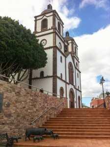Gran Canaria Øst Ingenio Kirken