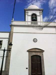 Gran Canaria Øst Ingenio Kirken i Carrisal