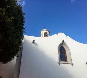 Gran Canaria Øst Kirken i Carrisal