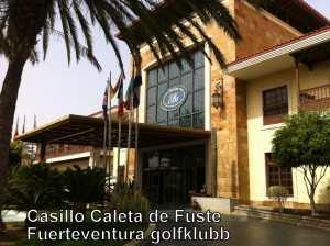 Hotellet ved Fuerteventura Golfklubb