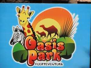 Oasis Park, Fuerteventura, Kanariøyene