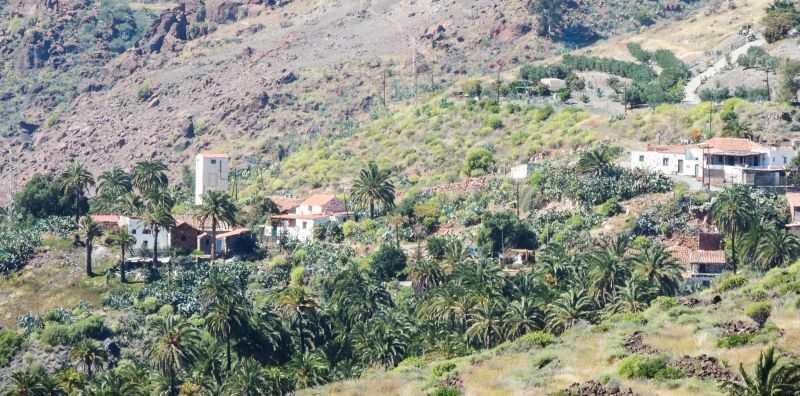 Gran Canaria Øst La Fortaleza, Santa Lucia
