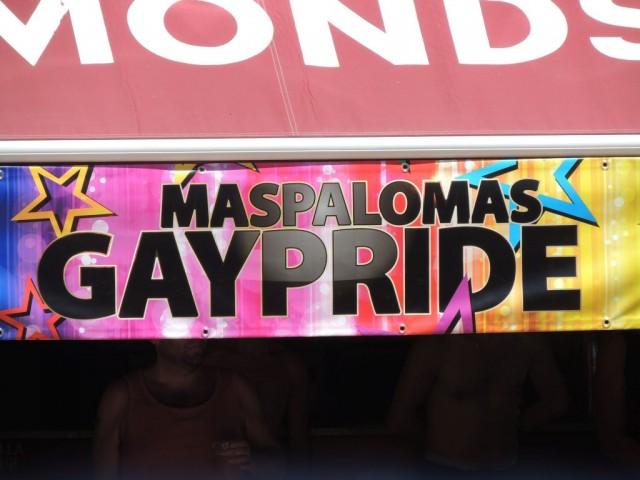 Gay Pride Maspalomas Gran Canaria