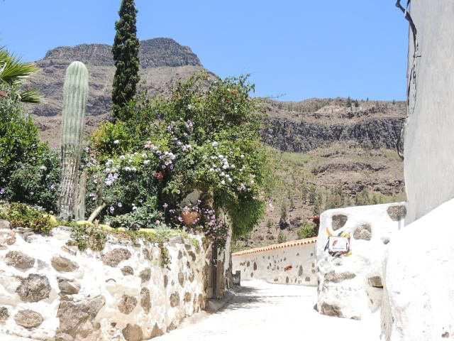 Fataga San Bartolomé de Tirajana Gran Canaria