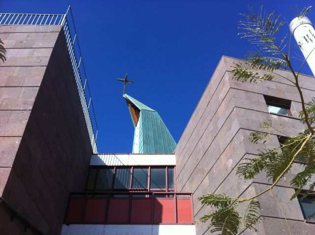 El Tablero Gran Canria Sør Kirken