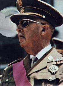 Kanariøyenes historie - Francisico Franco
