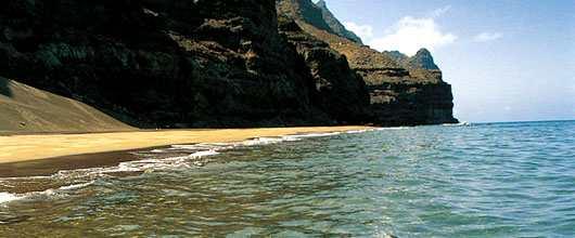 Gran Canaria Vest la aldea gui gui