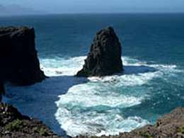 Gran Canaria Nord Galdar playa galdar