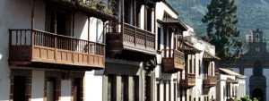 Gran Canaria Nord Teror balcones