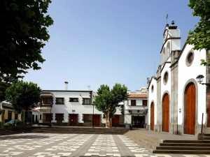 Kirkeplassen Valleseco Gran Canaria