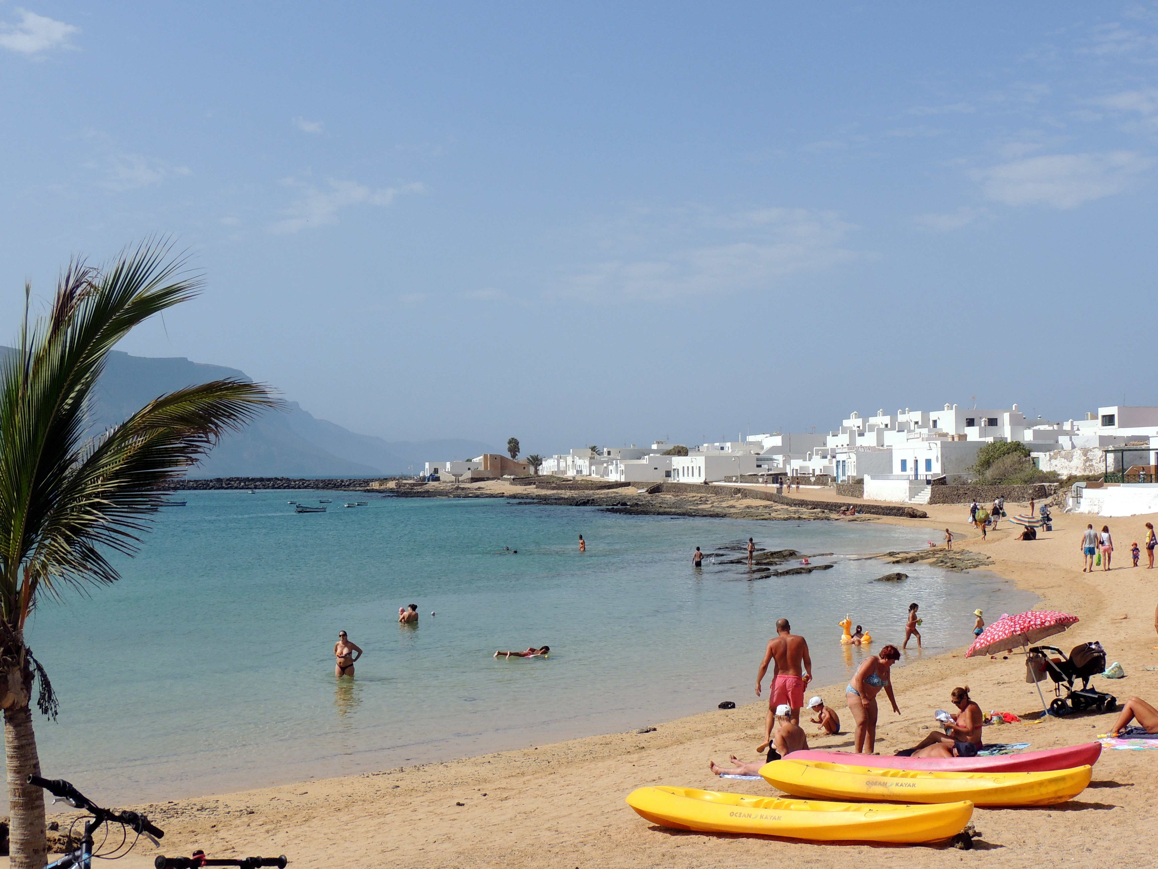La Graciosa - theislandsinthesun.com