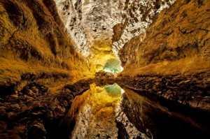 Lanzarote Tunnelen