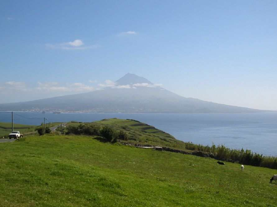 Pico, Azorene