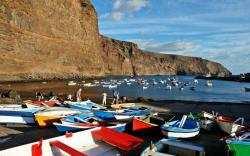 Playa-VueltasLa Gomera Playa