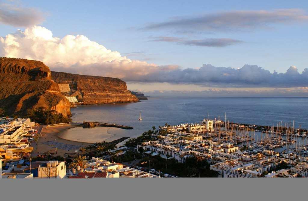 Puerto Mogan 2014 fra Facebook, Gran Canaria Sør
