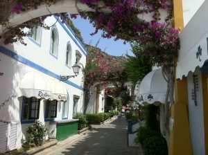 Puerto Mogan Gran Canaria sør