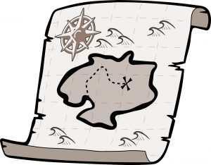nord atlanteren kart