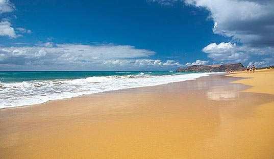 Strand Porto Santo 2