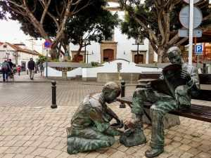 Telde - Plaza de San Gregorio