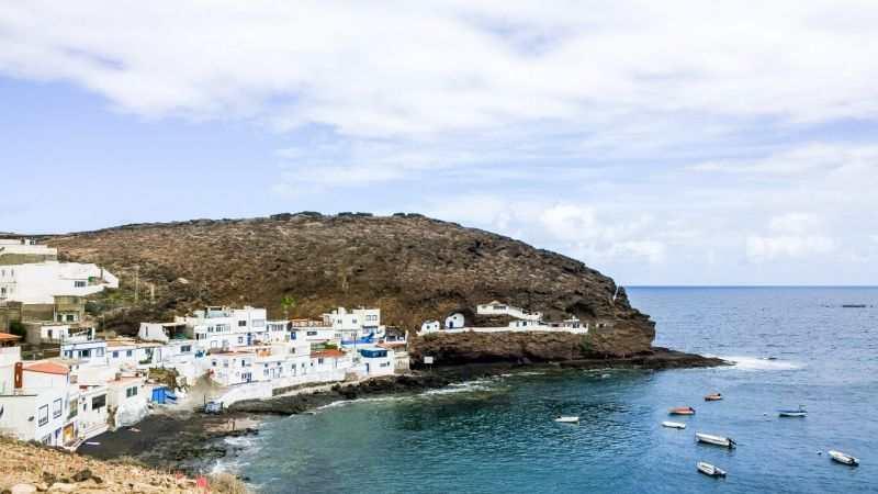 Gran Canaria Øst Tufia