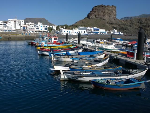 Puerto de Las Nieves, Agaete, Gran Canaria