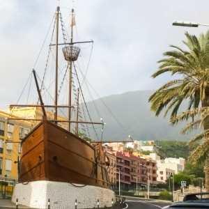 Sjøfartsmuseet, La Palma, Kanariøyene