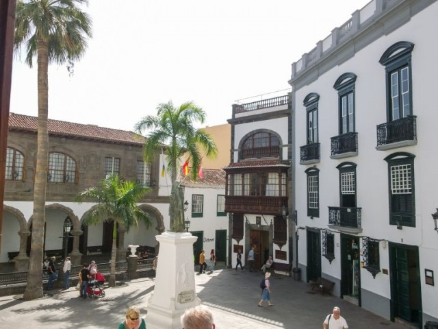 Santa Cruz de La Palma, La Palma