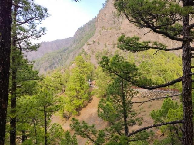 Caldera del Taburiente, La Palma