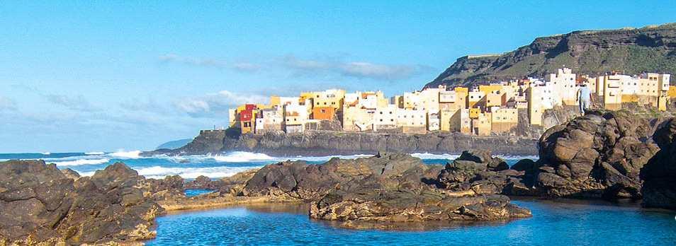 Gran Canaria Nord Moya el roque