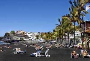 playa-de-puerto-naos, La Palma, Kanariøyene