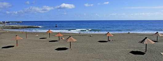 Gran Canaria Øst strand telde