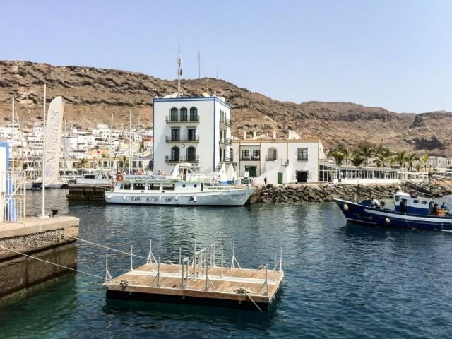 Puerto Mogan Gran Canaria