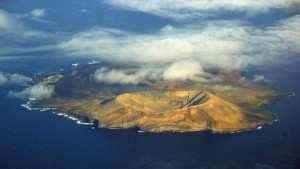 Isla de Lobos og Chinijoøyene Kanariøyene - Alegranza