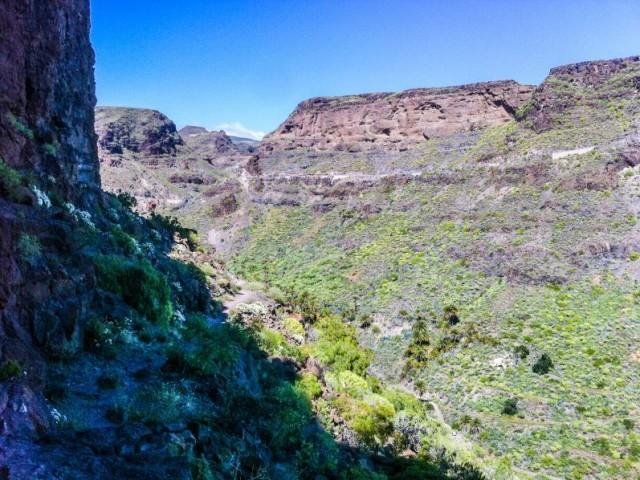 La Fortaleza, Santa Lucia, Gran Canaria, Kanariøyene