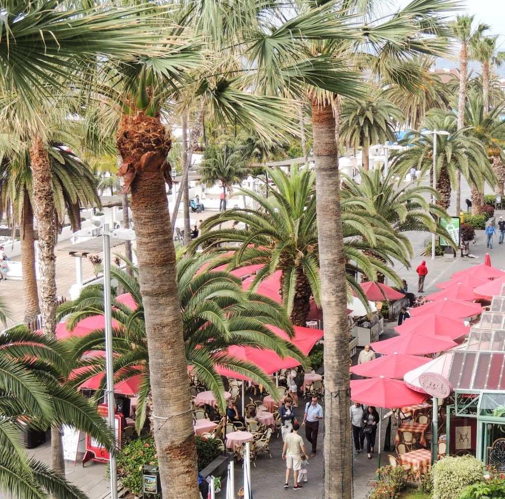 Påsketur Tenerife