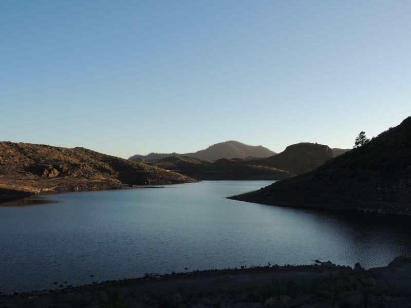 flytte til Gran Canaria - flotte naturområder - Presas las Niñas