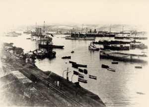 Lovene - Puerto de la Luz 1905