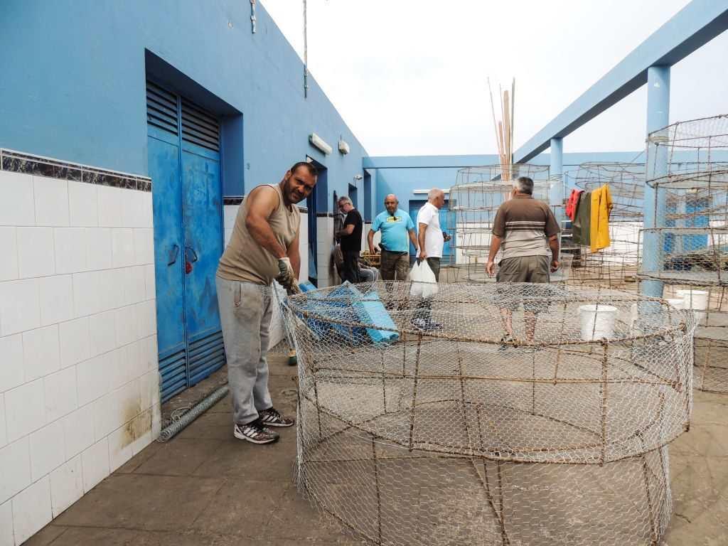 Fisketur på Gran Canaria - Castillo del romeral fisketeiner
