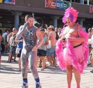 Kulturen på Gran Canaria - Gay Pride