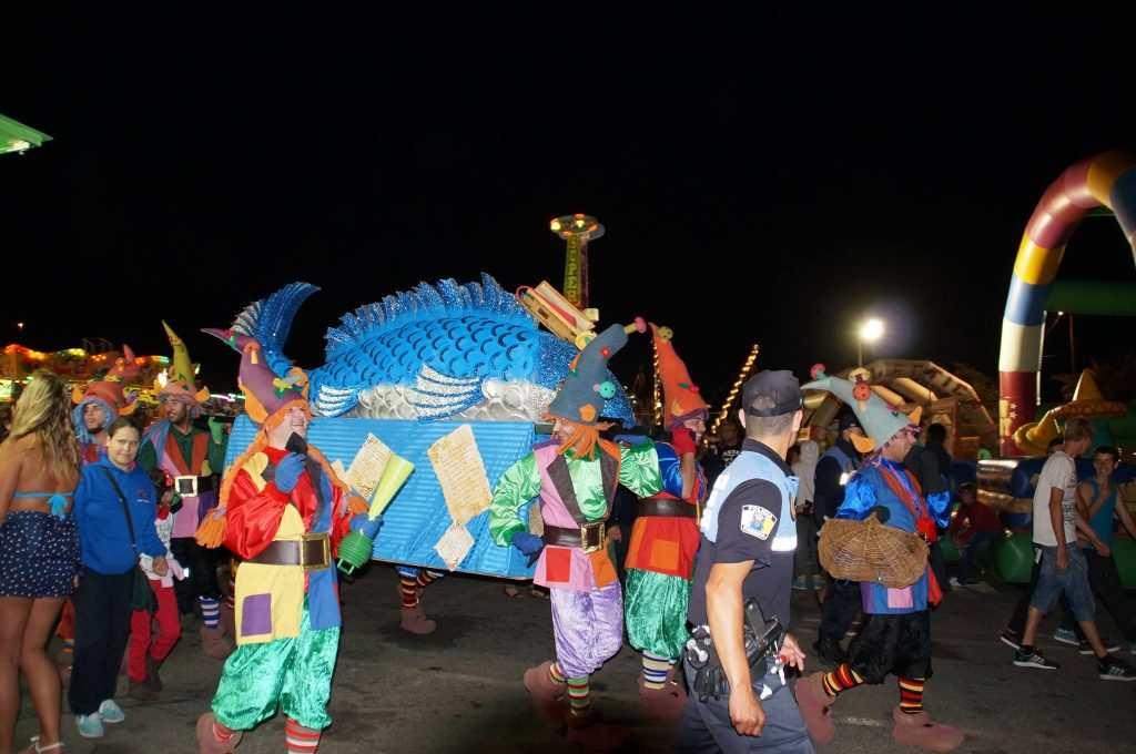 Fester på Gran Canaria - Sardinen