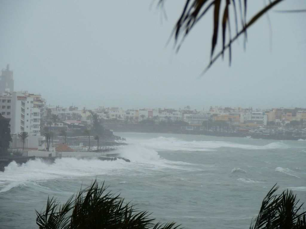 Uvær på Gran Canaria